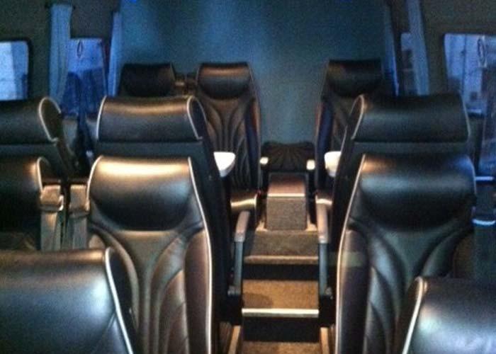 12 seater coach
